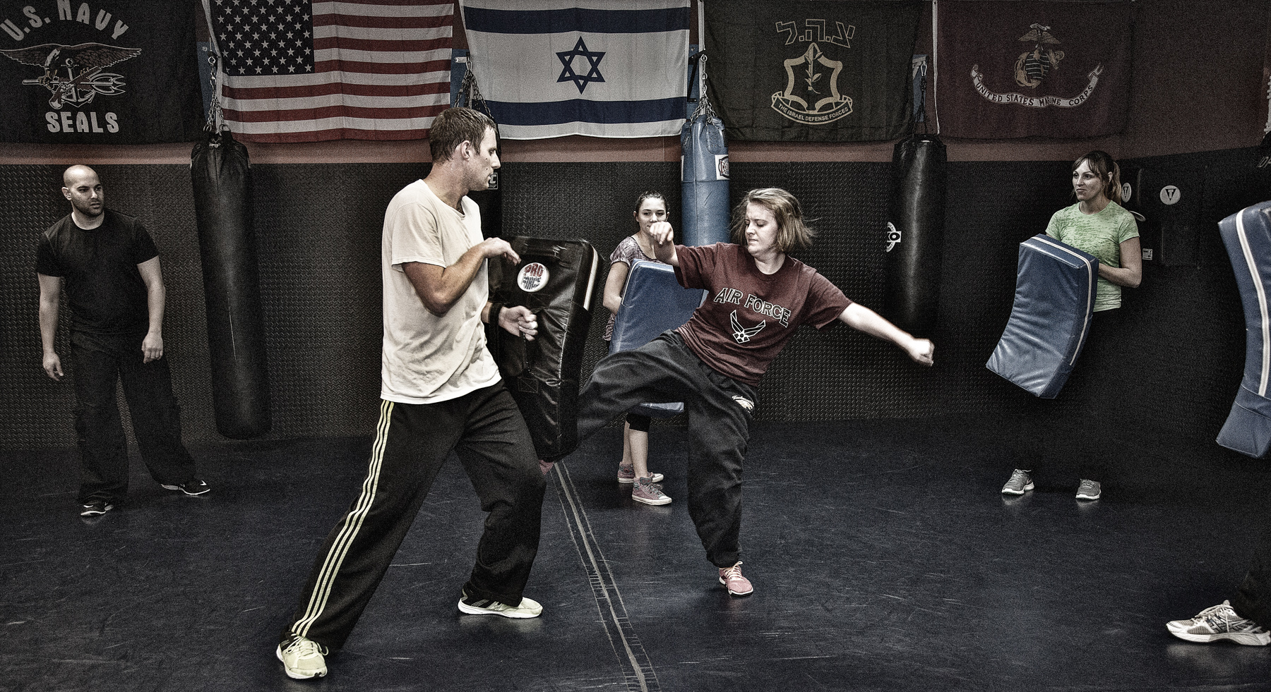 Krav Maga Women's Self Defense